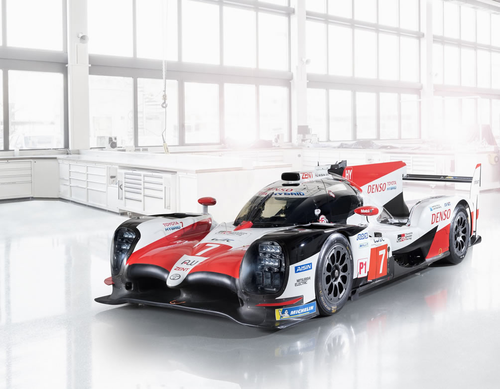 Mariantic sportscar racing news - Rebellion r13 ...